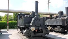MAV 765  / 377041 at Budapest Rilway Museum (davids pix) Tags: mav 765 377041 preserevd hungarian steam tank locomotive budapest museum hungary industrial 2017 16052017 magyar vasúttörténeti park