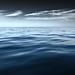 Dead calm at sea