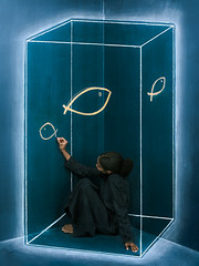 Baptism (Jondy.) Tags: pentax 645z michigan detroit surrealism chalk john dykstra medium format 75mm f28 cubism