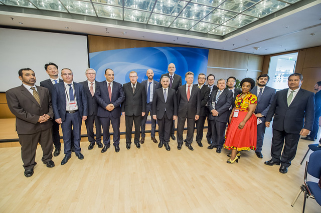 Transport and climate Ministers' Roundtable: