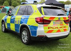 NX66 EXE (Ben - NorthEast Photographer) Tags: durham cleveland police constabulary bmw x5 arv anpr armed response vehicle 999 interceptors