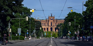 Maximilianstraße München__