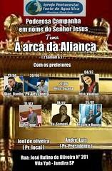 A ARCA DA ALIANÇA (blogdivulgagospel) Tags: arca da aliança