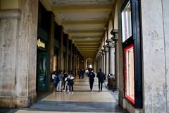 Turin 2017 – Gallery on the Piazza Castello (Michiel2005) Tags: piazzacastello gallerij gallery turin turijn torino italia italy italië piedmont piemonte piëdmont