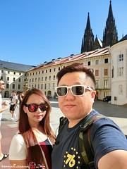Honeymoon Day3 019 (song A) Tags: honeymoon europe czechrepublic 布拉格 praha 布拉格城堡 pražskýhrad hradčany 布拉格城堡區 捷克
