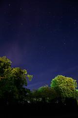 Himmel volle Sterne (Hussein.Almohamad) Tags: eutin ostholstein deutschland himmel nacht sterne