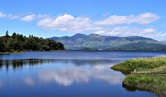 Derwent Water - Skiddaw (Paul Thackray) Tags: lakedistrictnationalpark englishlakedistrict derwentwater skiddaw reflections 2017