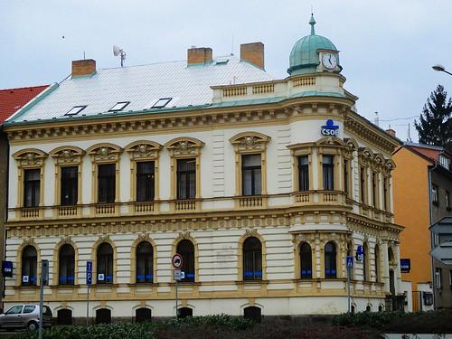 Budova ČSOB v Československé armády