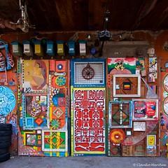 IMGP2269 (Claudio e Lucia Images around the world) Tags: metelkova mesto lubiana ljubljana slovenia tag graffiti murales colors wall walls sigma art streetart