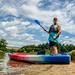 Maiden Voyage (Bill Adams) Tags: explore martinslagoon baltimorecounty bombpop darkheadcove kayak livingroom maryland middleriver shadow sunset iphone unitedstates us selfie