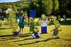 Wife Talk (cookedphotos) Tags: canon 5dmarkii travel novascotia thesimpsons marge margesimpson phone telephone call homer homersimpson lisa lisasimpson maggie maggiesimpson bart bartsimpson lawn ornaments funny
