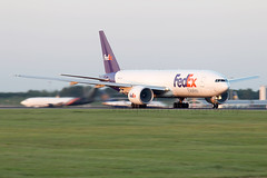 N854FD FedEX Federal Express B777-200F London Stansted Airport (Vanquish-Photography) Tags: n854fd fedex federal express b777200f london stansted airport vanquish photography vanquishphotography ryan taylor ryantaylor aviation railway canon eos 7d 6d aeroplane train spotting egss stn londonstansted londonstanstedairport stanstedairport