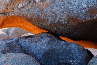 Sensual rocks