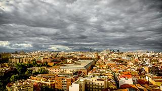 Esa luz de Madrid