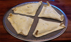 Ready to bake (orgasmictomato) Tags: martianpasties pasties food baking pastries recipe lunch snacks meal cooking chef cook bakery oven australia original originalrecipe pastry frozensupplies