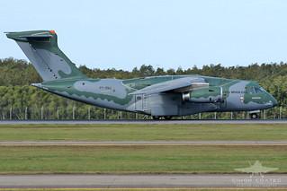 PT-ZNJ EMBRAER KC-390 BRAZIL AIR FORCE