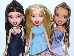 Will you be my witness? (meike__1995) Tags: bratz mga dolls girls nite out dana cloe yasmin