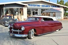Mooneyes Open House 2017 (USautos98) Tags: 1949 mercury fatboy convertible leadsled traditionalhotrod streetrod kustom
