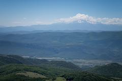 Higher Horizon (Ville Nikula) Tags: france blue vaellus pyrenees hiking mountains green vuori bugarach vuoristo mountain
