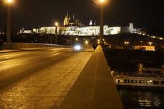 Hradčany, View, From Mánesův Most, Prague (Andrew Milligan Sumo) Tags: hradčany view frommánesůvmost prague