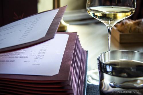 IGNIV by Andreas Caminada Restaurant in Bad Ragaz