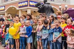 Праздника детства на Бульваре Роз