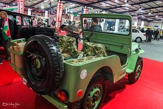 classic jeep 1956