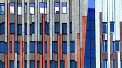 - Sumatrakontor - (Jacqueline ter Haar) Tags: überseequartier hamburg sumatrakontor erickvanegeraat façade windows aesthetic confusion curious explore arte astratta