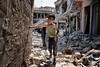 Old Mosul (rvjak) Tags: guerre war mosul mossul iraq irak child enfant refugee réfugié idp isis daech daesh faim hunger détruit destroyed ruined suffer souffrir pain