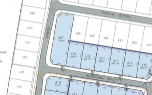 Lot 407, Cnr Blacksmith & Drover Streets, Wauchope NSW