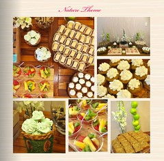 Nature Dessert Table (sweetsuccess888) Tags: sweetsuccess desserttable dessertbar dessertbuffet nature zen eventstyling philippines