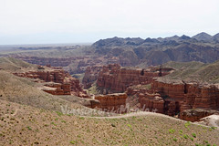 Charyn Canyon National Park (Viaggiatori del Mondo) Tags: charyn canyon kazakistan central asia silk road via della seta sharyn valley castle dolina zamkov river national park kazakhstan чарынский каньон