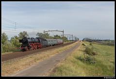 SSN 01 1075 - 38101 (Spoorpunt.nl) Tags: 4 juni 2017 ssn stoom stichting nederland trein baureihe 01 1075 willemsdorp moerdijkbrug 38101