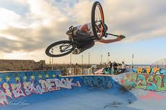 bmx-skatepark-cimadevilla-elogio-cerro-santa-catalina-gijon-asturias-deporte-sport-bowl-fly-air-freestyle-033 (coudlain) Tags: bmx deporte sport gijon asturias skatepark skateparkgijon cimadevilla elogio cerrosantacatalina freestyle bowl fly air truco bunnyhop barspin manual superman bicycle motocross bicicleta extremo xtreme street