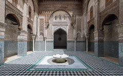 Al Attarine Madrasa (jrodphoto305) Tags: fez fes morocco africa northernafrica imperial فاس ⴼⴰⵙ alattarine madrasa religiousschool learning education islam muslim