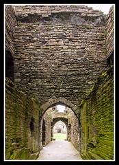 Inside the Gatehouse (veggiesosage) Tags: beaumaris beaumariscastle angelsey wales aficionados gx20 sigma1020mmf456dc castle