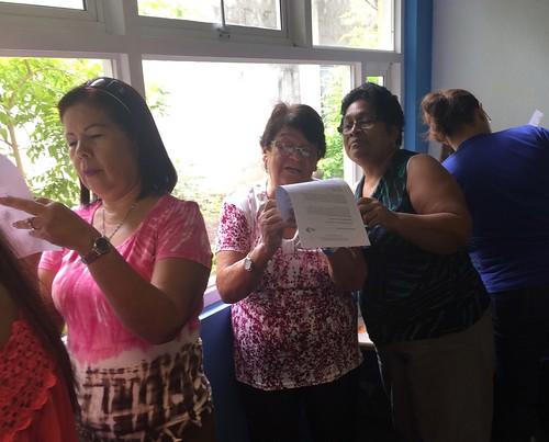 II Taller Miniscopio, Puntarenas, 16 junio 2017