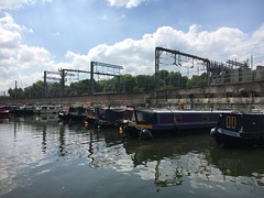 (Sam Tait) Tags: regents canal london kings cross st pancras