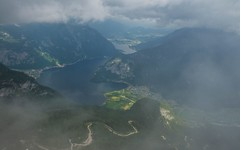 Lake Hallstätter See (01) (Vlado Ferenčić) Tags: lakehallstättersee lakes salzkammergut austria mountains landscapes österreich vladoferencic nikond600 nikkor173528 vladimirferencic hallstatt cloudy clouds 5fingers obertraun upperaustria