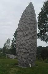 Bookcrossing release (zimort) Tags: bok book bookcrossing wildrelease gjøvik norge norway stein rock