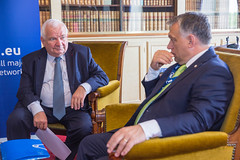 IMG_7071 (More pictures and videos: connect@epp.eu) Tags: viktor orbán prime minister fidesz hungary joseph daul france president epp european people's party brussels 2017