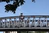 Vandalisme (.urbanman.) Tags: métro ratp structure métallique voieferrée tags vandalisme saleté ville paris cambronne