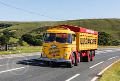 Last Motormans Run June 2017 067 (Mark Schofield @ JB Schofield) Tags: road transport haulage freight truck wagon lorry commercial vehicle hgv lgv haulier contractor foden albion aec atkinson borderer a62 motormans cafe standedge guy seddon tipper classic vintage scammell eightwheeler
