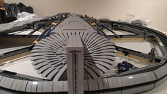 LEGO ID4 Independence Day City Destroyer (aaron.fiskum) Tags: lego id4 indepenedence day space scifi science fiction city destroyer legoid4 legoindependenceday legofreaks bricks