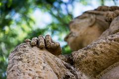 winterwarrior kasotalimestone mankato minnesota dakota38 dakota382 sculpture tommiller