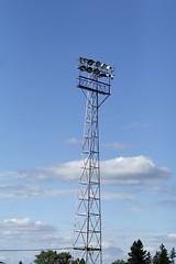 Light Post (BenG94) Tags: wisconsin canon canon60d 60d parkfalls northwoods light post