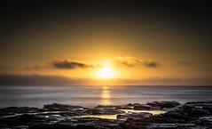 On a lost horizon (Martin Snicer Photography) Tags: sunrise sun picturesque ocean sea fineartphotography 6d 50mm