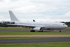 CS-TFZ Airbus A330-243 Jet2.com (Hi Fly) MAN 04JUL17 (Ken Fielding) Tags: cstfz airbus a330243 jet2com hiflyportugal aircraft airplane airliner jet jetliner widebody