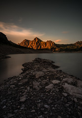 (raimundl79) Tags: wow wolke wasser wanderlust weather water wandern landschaft landscape lightroom ländle langzeitbelichtung longexposure lake lünersee explore exploreme entdecken fotographie flickrexploreme flickrr digital 7dwf tamron2470mm image instagram österreich orange photographie panorama perspective austria alpen vorarlberg myexplorer mountain new sky sunset sonnenuntergang bestpicture beautifullandscapes berge red