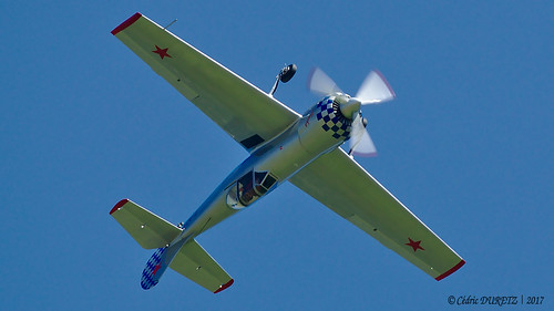 "Yakovlev Yak 50 ""SASHA"" / Private / F-AZXK"